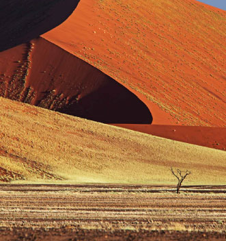 Angles near 45th Dune
